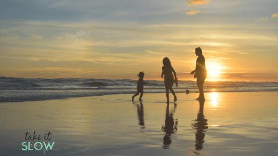 article slow life en famille