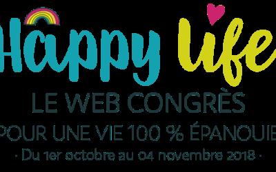 Le premier Happy Life Web Congrès