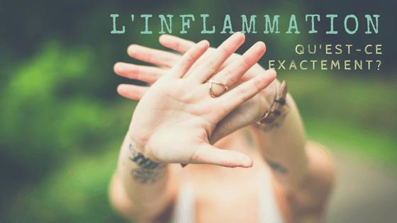L'inflammation expliquée