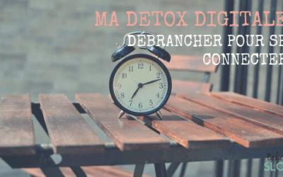 Débrancher : ma détox digitale