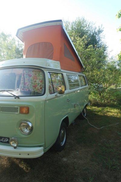 combi au camping